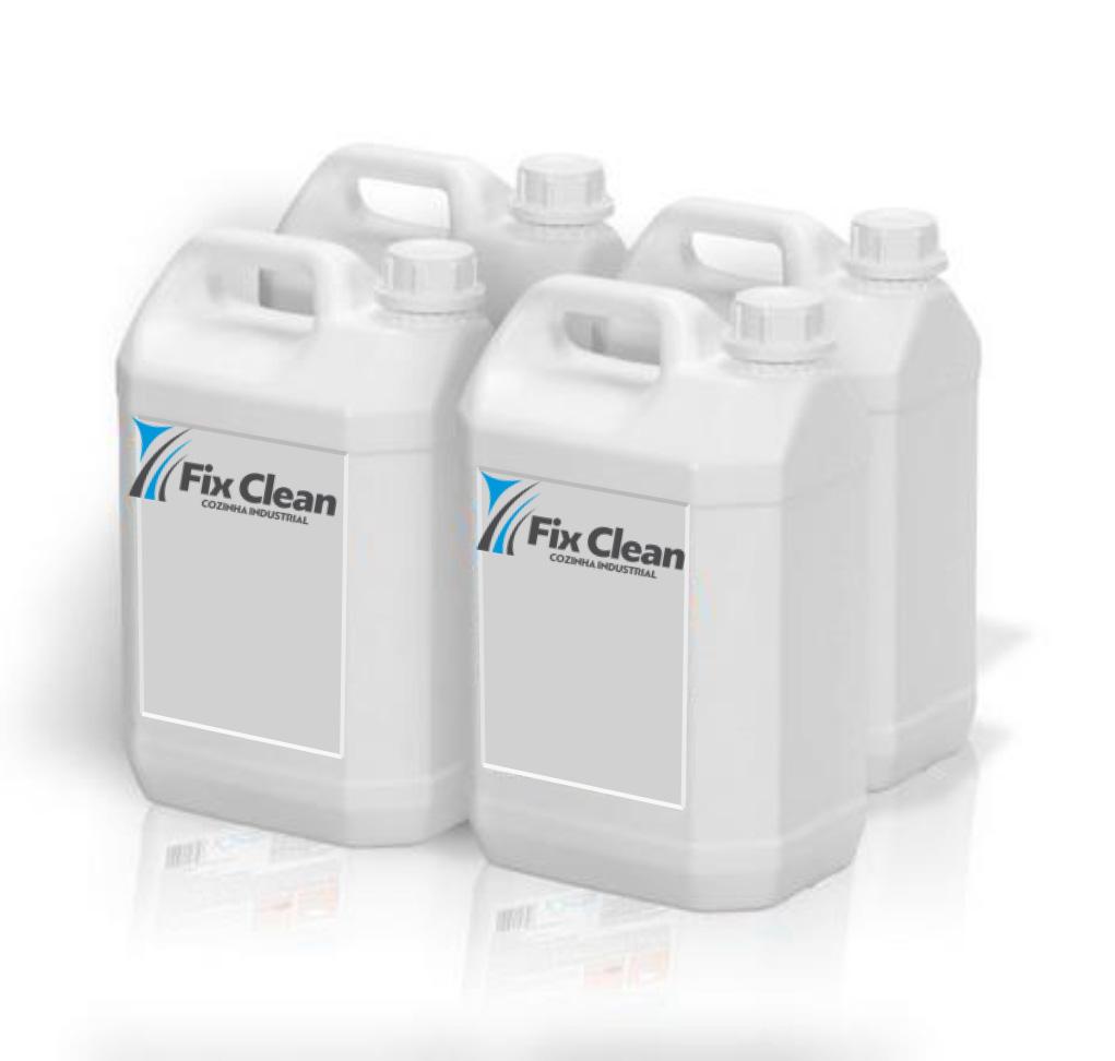 Detergente Alkalino Galao 5 Litros